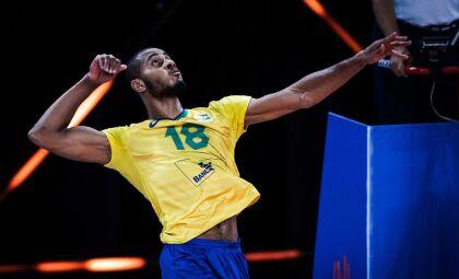 Brasil passa pela Itália e se garante na semifinal da Liga das Nações