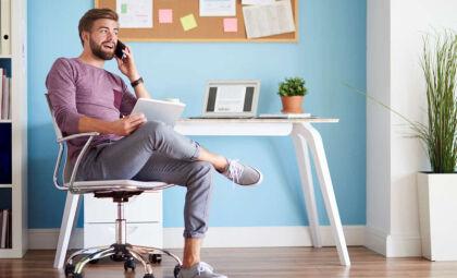 Home office: veja as melhores mesas e cadeiras para esse ambiente
