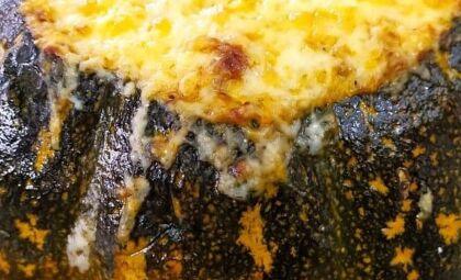 Veja essa deliciosa receita de abóbora cremosa recheada com carne