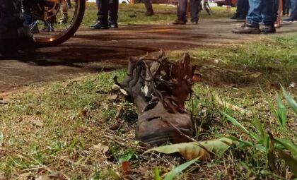 """Preso, motorista de Corolla que matou moto entregador nega """"racha"""""""