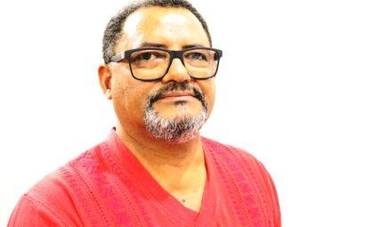 Professor Elizeu em mais uma lição de Guarani