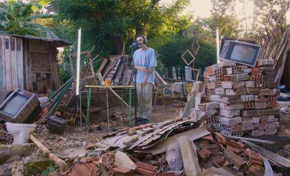 'Miliano' lança nova produção com cenário montado no Parque das Nações II