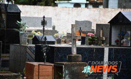 Pintado de 'cinza' pela pandemia, MS soma mais 73 mortes pela Covid