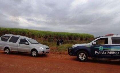 Populares encontram corpo em decomposição às margens de estrada