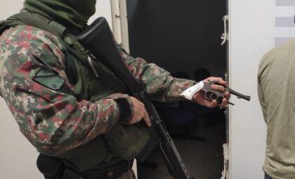 Polícia Militar Ambiental troca tiros com assaltantes em MS