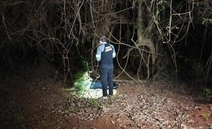 Com suspeita de latrocínio, mulher é encontrada morta em Dourados