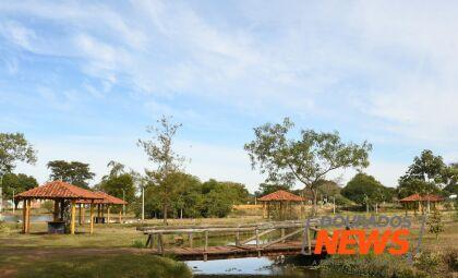 Empresa é contratada para obra do complexo esportivo e de lazer em parque público