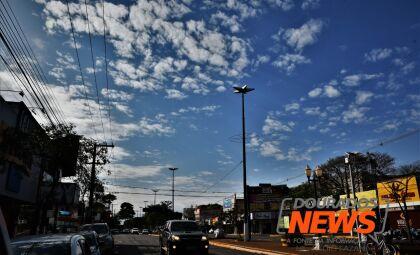 Dourados tem alerta de geada com risco de perda de plantações