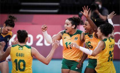 Seleção feminina vence Japão e consegue terceira vitória seguida