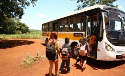 Prefeitura antecipa R$ 472 mil para empresa do transporte escolar rural