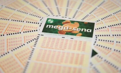 Mega-Sena pode pagar prêmio de R$ 3 milhões nesta quarta-feira