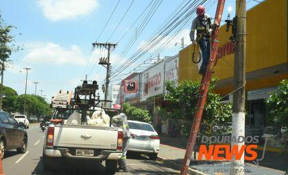 Licitação para terceirizar iluminação pública tem quarta proposta rejeitada