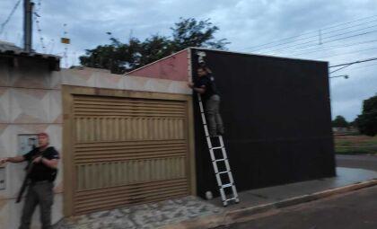 Polícia cumpre 80 mandados contra o tráfico na capital