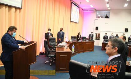 Vereadores aprovam projeto do novo PCCR, que segue para sanção do Executivo