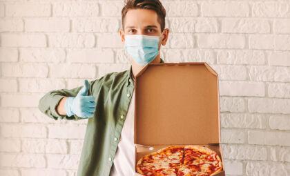Com responsabilidade e conscientização ninguém fica sem pizza!