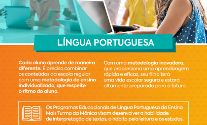 Por que Português?