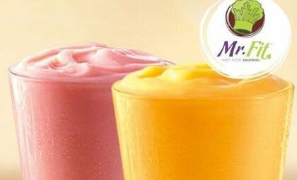 Quer se refrescar com um smoothie sem sair da dieta? Mr Fit Dourados é o lugar certo