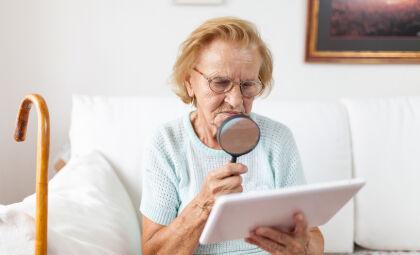 O que é a DMRI, a Doença Macular Relacionada à Idade