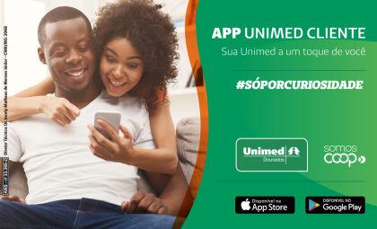 Unimed Cliente é o novo App da Unimed Dourados