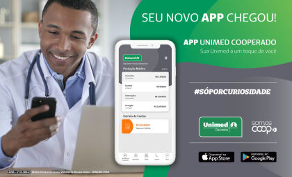 Unimed Dourados lança um aplicativo para os médicos cooperados