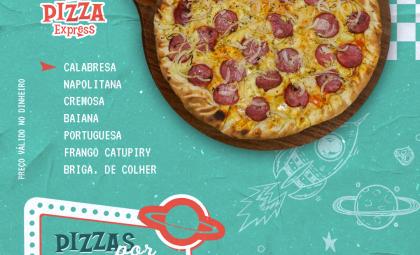 Família Uni De Pizzas