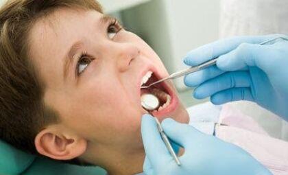 Saiba qual é a importância odontologia pediátrica