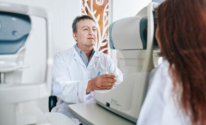 Quando foi a última vez que você passou por uma consulta oftalmológica?