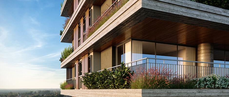 Estúdio Global de Arquitetura e Design assina o 1° empreendimento vertical nos altos da Afonso Pena
