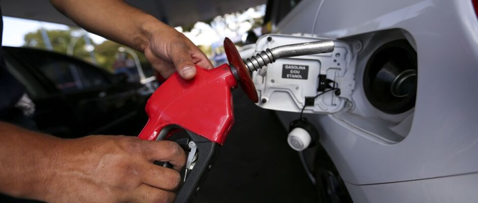 Valor do litro do etanol chega até a R$ 4,89 em Dourados
