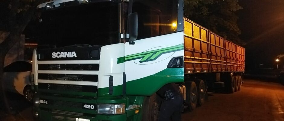 Polícia apreende seis toneladas de maconha que iria para Minas Gerais