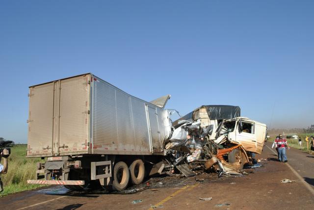 33dcd3446 Carlos Ferraz O acidente ocorrido na manhã desta quarta-feira na rodovia BR- 163