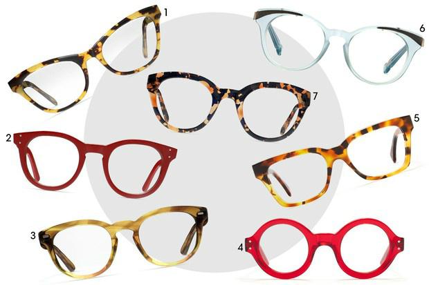 ba6a080f0be69 Foi-se o tempo em que o óculos de grau era considerado o vilão da história  na hora de manter a produção bela. Aquela peça