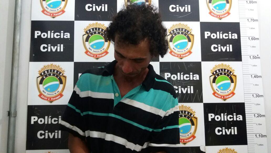 eb5a0b431 Homem é preso suspeito de furtar loja na Vila Industrial - Dourados News