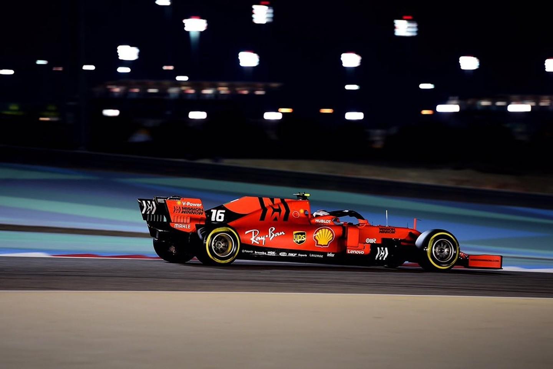 Leclerc bate Vettel e conquista pole para o GP do Bahrein de