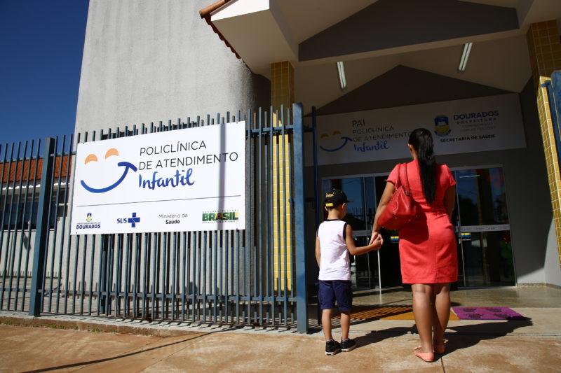 Policlínica de Atendimento Infantil iniciou as atividades este ano- Foto: Assecom